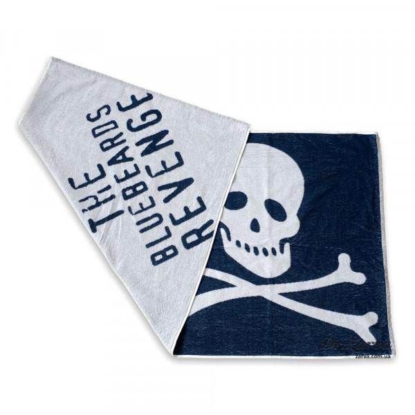 Полотенце большое The Bluebeards Revenge LARGE TOWEL (70cm x 140cm)