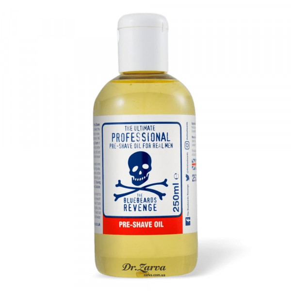 Масло до бритья The Bluebeards Revenge Pre-Shave Oil 250 мл