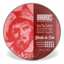 Бальзам для бороды Barbados Beard Balm BENITO DE SOTO 50 мл