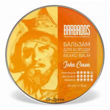 Бальзам для бороды Barbados Beard Balm JOHN COXON 50 мл