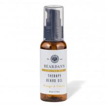 Масло для бороды Therapy Beard Oil ORANGE & VANILLA Beardan's 50 мл