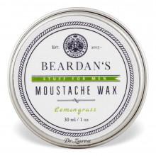 Воск для усов Beardan's LEMONGRASS 30 мл