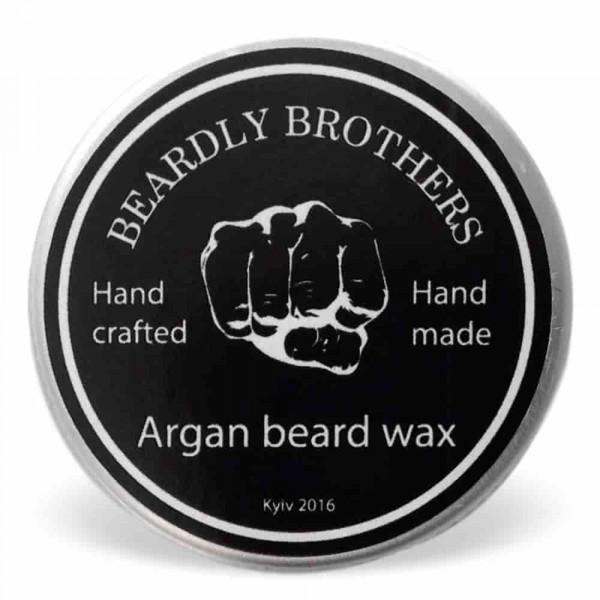Віск для вусів Beardly Brothers ARGAN Beard wax 14 мл
