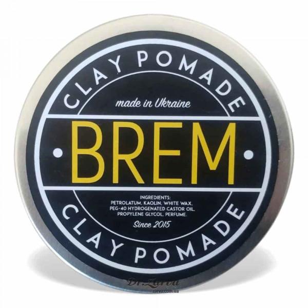 Глина для укладки волос Brem CLAY POMADE 100 мл