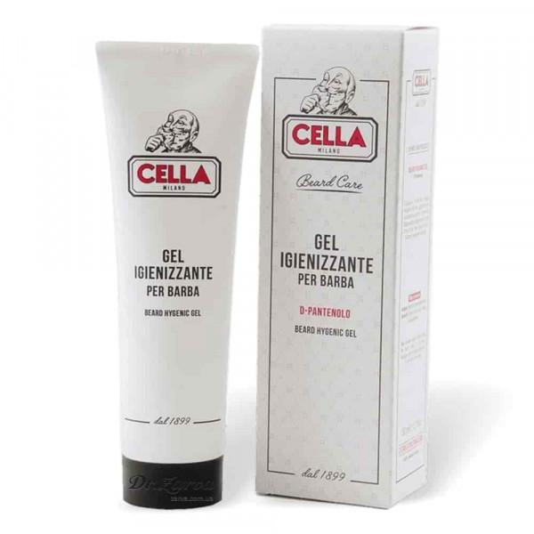Гель для бороды антибактериальный Cella BEARD HYGENIC GEL 150 мл