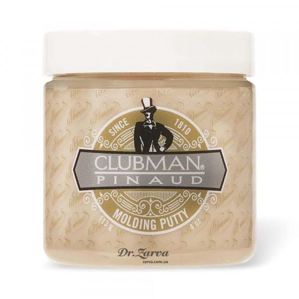 Глина для укладки волос Clubman Pinaud MOLDING PUTTY 113 мл
