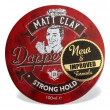 Глина для укладання волосся Dapper Dan MATT CLAY 100 мл