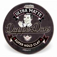 Глина для укладання волосся Dapper Dan ULTRA MATTE 100 мл