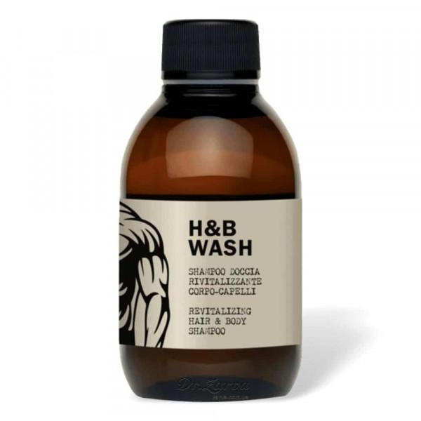 Шампунь и гель для душа Dear Beard HAIR & BODY WASH 250 мл