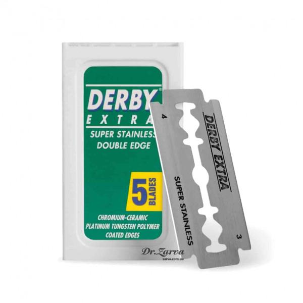 Лезвия Derby EXTRA Green 5 шт