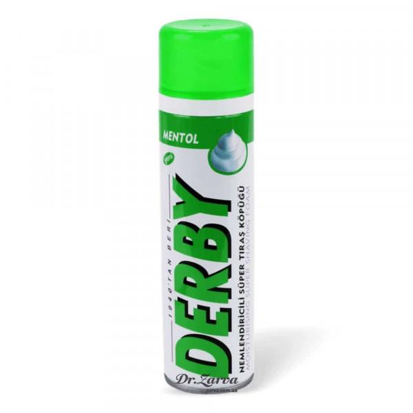 Піна для гоління Derby Shaving Foam MENTHOL 200 мл
