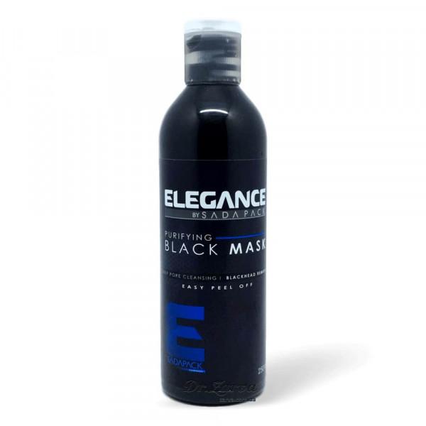 Черная маска для лица BLACK PEEL-OFF Facial Mask Elegance 250 мл