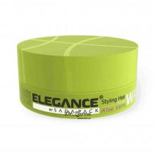 Помада для укладки волос Elegance Hair Wax Firm Hold ALOE EXTRACT 140 мл