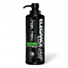 Гель для бритья Elegance Plus ЮПИТЕР Shaving Gel прозрачный с дозатором 500 мл