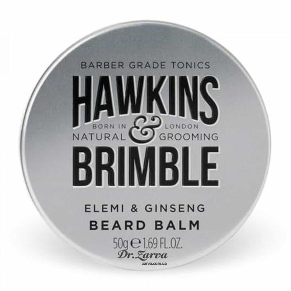 Бальзам для бороды Hawkins & Brimble BEARD BALM 50 мл