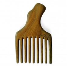 Гребень Pick Comb с широкими зубьями ИЗ САНДАЛОВОГО ДЕРЕВА