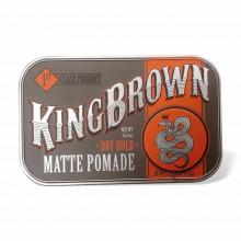 Помада для укладання волосся King Brown MATTE Pomade 75 мл