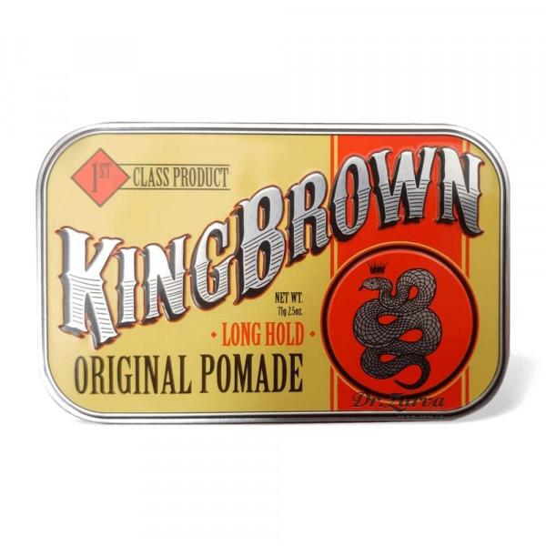 Помада для укладки волос King Brown ORIGINAL Pomade 71 мл
