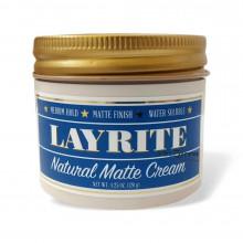 Помада для укладання волосся Layrite Natural MATTE CREAM 120 мл