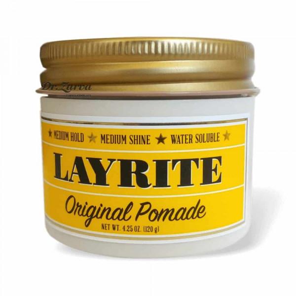 Помада для укладання волосся Layrite ORIGINAL Pomade 120 мл