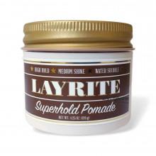 Помада для укладки волос Layrite SUPER HOLD Pomade 120 мл