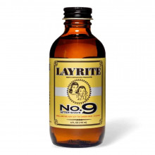 Лосьйон після гоління Layrite No. 9 BAY RUM After Shave 120 мл
