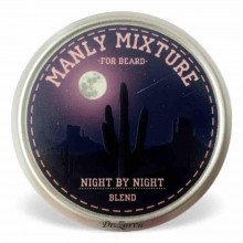 Микстура для бороды Manly Mixture NIGHT by NIGHT blend 40 мл