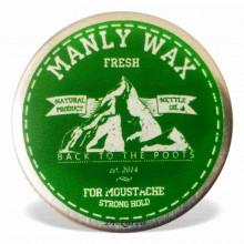 Віск для вусів Manly Wax FRESH 15 мл