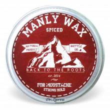 Воск для усов Manly Wax SPICED 15 мл