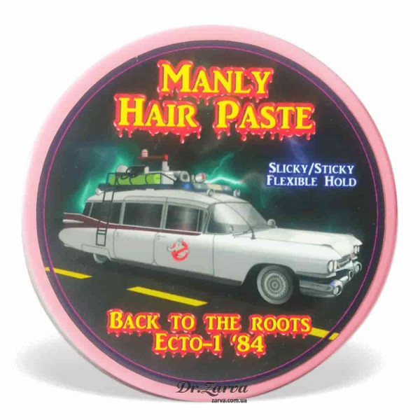 Паста для укладки волос Manly BACK TO THE ROOTS 100 мл