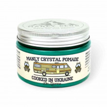 Помада для укладки волос Manly CRYSTAL Pomade 120 мл