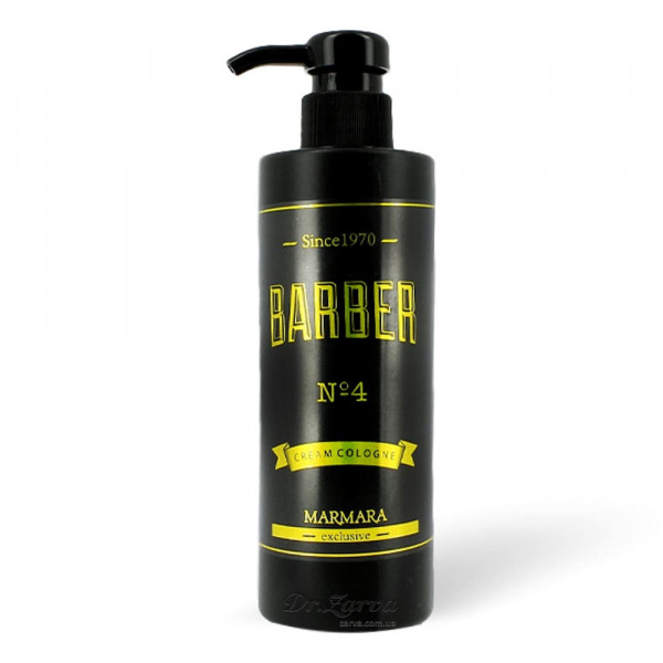 Крем-одеколон после бритья Marmara Barber №4 CREAM COLOGNE 400 мл