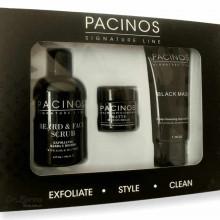 Набір Pacinos EXFOLIATE STYLE CLEAN