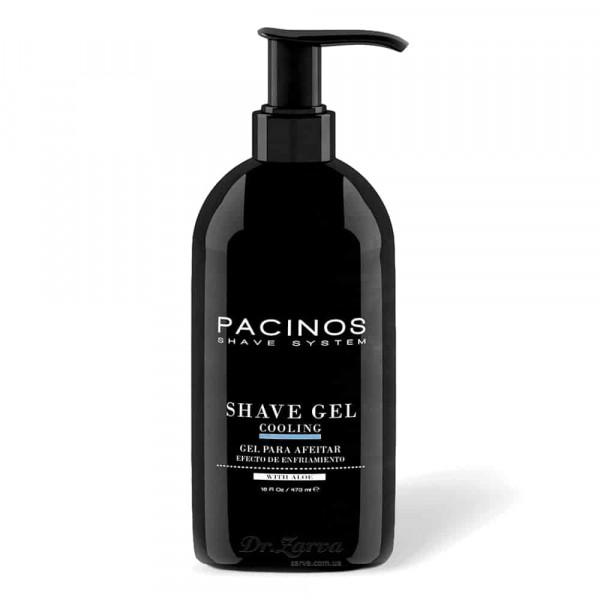 Гель для бритья Pacinos SHAVE GEL 236 мл
