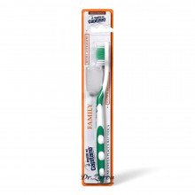 Зубная щетка Pasta Del Capitano Toothbrush FAMILY HARD жесткая