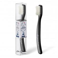 Зубная щетка Pasta del Capitano Toothbrush серия 1905 средняя жесткость (черная)