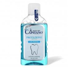 Ополаскиватель для рта Pasta Del Capitano GUM PROTECTION ( с прополисом) защита десен 400 мл