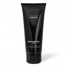 Гель воск для укладки волос Previa MAN WAX GEL 200 мл