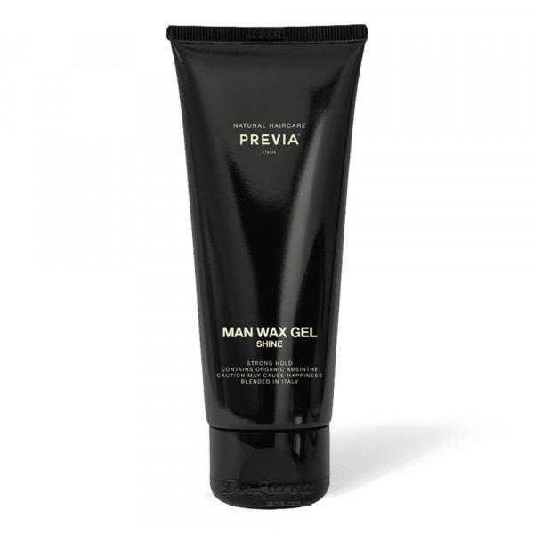 Гель віск для укладання волосся Previa MAN WAX GEL 200 мл