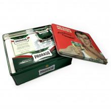 Набор для бритья Proraso Vintage Selection Gino Эвкалипт в металлической коробке
