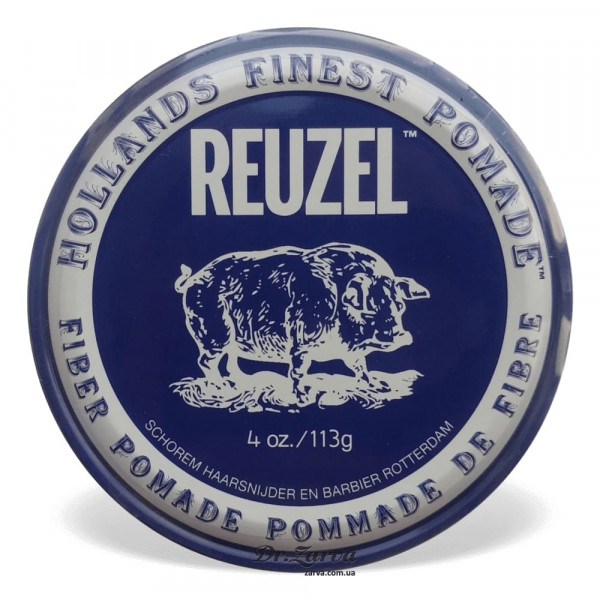 Помада для укладки волос Reuzel FIBER Pomade 113 мл