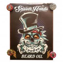 Плакат Scissor Hands VOODOO 80*60 см