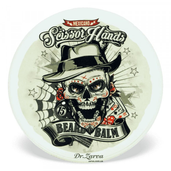 Бальзам для бороди Scissor Hands MEXICANO 60 мл