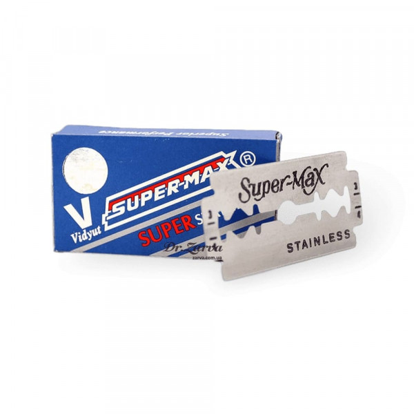 Лезвия Super-Max SUPER STAINLESS 10 шт