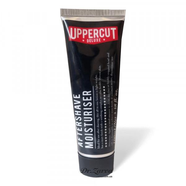 Крем после бритья Uppercut Deluxe AFTERSHAVE MOISTURISER увлажняющий 100 мл