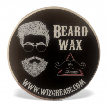 Воск для бороды WizGrease Strong Hold BEARD WAX 60 мл