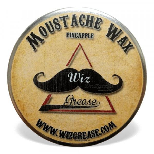 Воск для усов WizGrease PINEAPPLE 13 мл