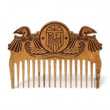 Гребінь для бороди Arhaika ODIN Beard Comb
