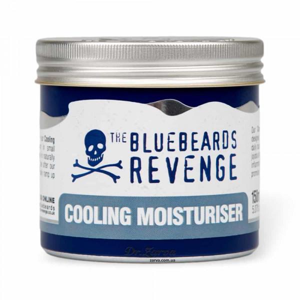 Крем для лица The Bluebeards Revenge COOLING MOISTURISER  охлаждающий 150 мл