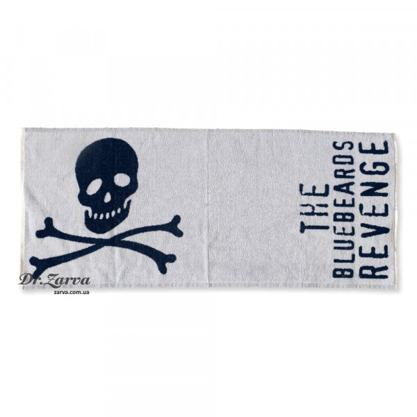Полотенце среднее The Bluebeards Revenge MEDIUM TOWEL (40cm x 100cm)